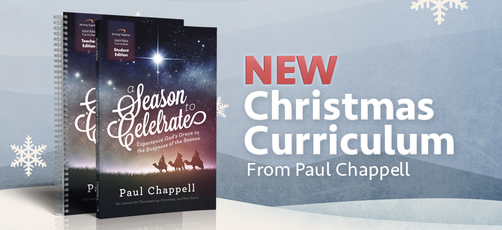 New Christmas Curriculum