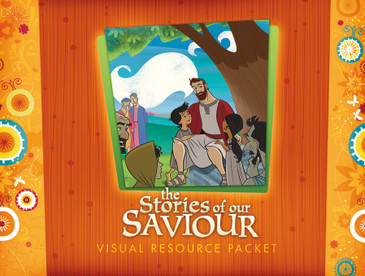 The Stories of Our Saviour Visual Aid Pack