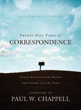 Twenty-Five Years of Correspondence