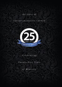 25th Anniversary Commemorative Book