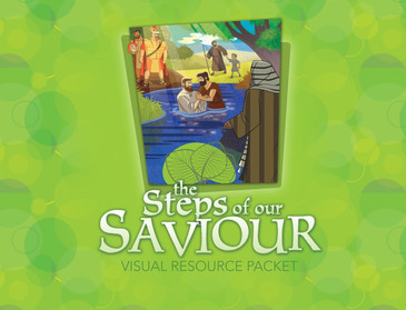 The Steps of Our Saviour Visual Aid Pack