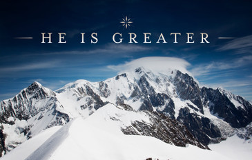 He is Greater 3.5x5.5