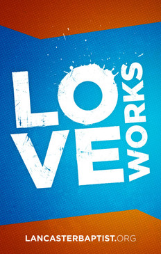 Love Works 3.5x5.5