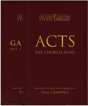 Galatians & Acts Bundle