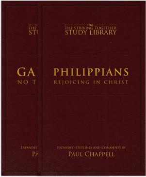 Galatians & Philippians Bundle