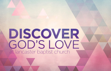 Discover God's Love 3.5x5.5