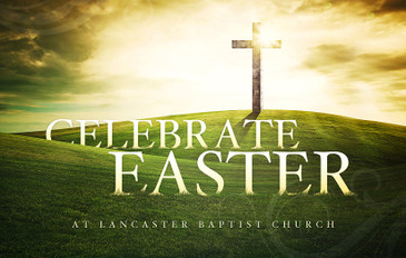 Celebrate Easter Cross 3.5x5.5