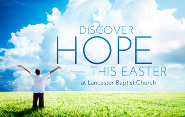 Discover Hope this Easter 3.5x5.5
