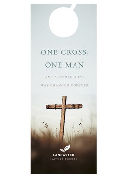 One Cross, One Man 4x11