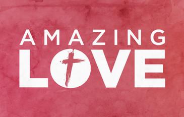 Amazing Love 3.5x5.5