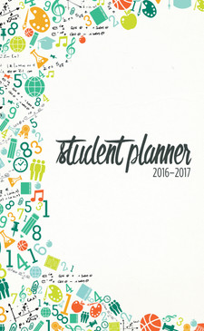 2016-2017 Student Planner