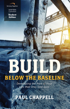 Build Below the Baseline Student Edition
