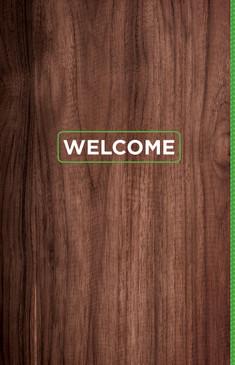 Bulletin—Welcome Wood