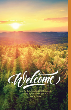 Bulletin—Welcome Forest