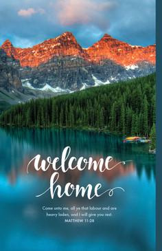 Bulletin—Welcome Lake