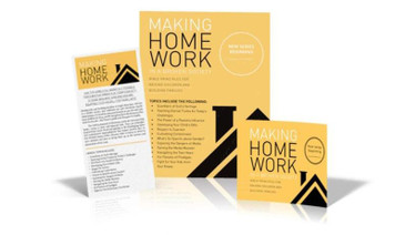 Making Home Work Church Promotion Package