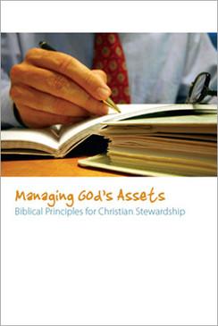 Stewardship Bulletin Inserts - Managing God's Assets (Pack of 100)
