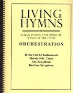 Living Hymns Orchestration: LH14 E Flat (Alto Saxophone, Baritone Saxophone)