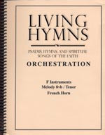 Living Hymns Orchestration: LH15 F (French Horn)