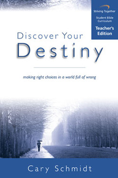 Discover Your Destiny Teacher Edition