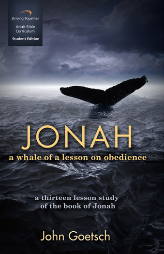 Jonah student edition striving together publications for Door 84 youth club