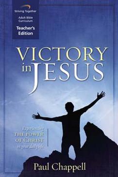 Victory in Jesus Teacher Edition