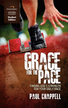 Grace for the Pace Student Edition