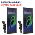 Banner-In-A-Bag - 2 PACK!  SAVE $238!!