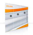"Ultralite Banner Display Wall - 100.5"" x 85.25"""