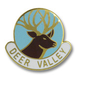 Deer Valley Ski Resort Pin