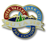 Park City Utah Ski Resort Pin