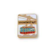 Gondola Snowbird Ski Resort Pin