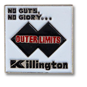 Killington Black Diamonds Ski Resort Pin