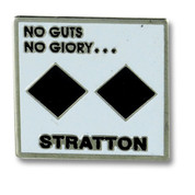 Stratton Black Diamond Ski Resort Pin