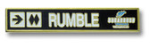 "Sugarbush ""Rumble"" Ski Resort Pin"