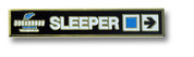 "Sugarbush ""Sleeper"" Ski Resort Pin"