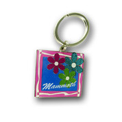 Mammoth Flowers Keychain Front