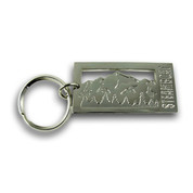Steamboat Silver Keychain