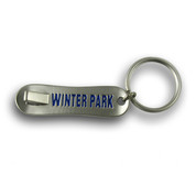 Winter Park Bottle Opener Keychain Front