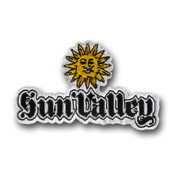 Sun Valley Logo Ski Patch