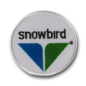 Logo Snowbird Ski Patch
