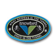 The Tunnel Snowbird Ski Patch