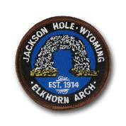 Jackson Hole Arch Ski Patch