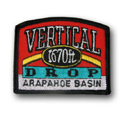 Arapahoe Basin Vertical Ski Patch