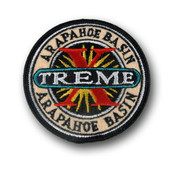 Arapahoe Basin X-Treme Ski Patch