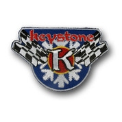 Keystone Flag Ski Patch