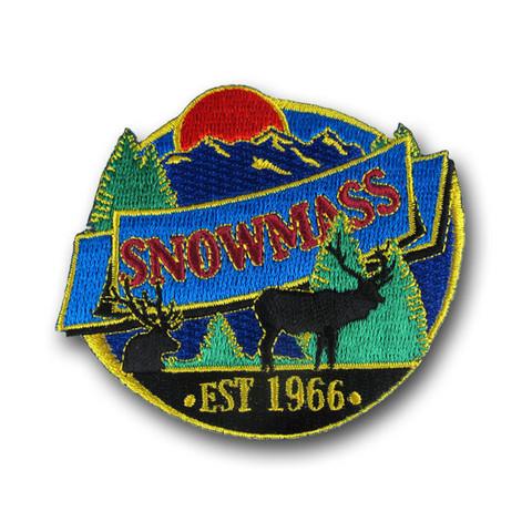 Snowmass 1966 Ski Patch