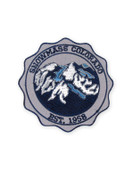 Snowmass Round Ski Patch