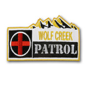 Wolf Creek Ski Patrol Ski Patch