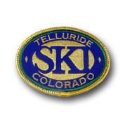 Telluride Oval Ski Patch